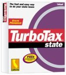 TurboTax State California 2002 [CD-ROM] Windows 98 / Windows 2000 / Windows M...