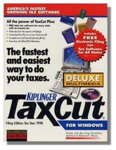 1998 Taxcut Deluxe Federal H&R Block Tax Cut [CD-ROM] Windows - $19.79