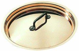 Matfer Bourgeat 365018 Copper Lid for Sauce Pan, 14-Ounce - $118.18
