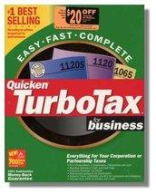 2000 Turbotax Business [CD-ROM] Windows - $98.99