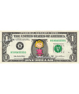 SALLY BROWN on REAL Dollar Bill Cash Money Coll... - £5.30 GBP