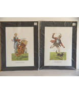 Royal and Ancient Scottish Golf Prints from Innes and Crom - $7.00