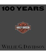 100 Years of Harley Davidson Davidson, Willie G. - $63.30