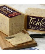 igourmet Tickler Cheddar with Red Onions (7.5 ounce) - $8.99