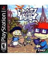 Rugrats in Paris the Movie [PlayStation] - $5.93