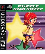 Puzzle Star Sweep PS [PlayStation] - $6.61