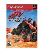 ATV Offroad Fury PS2 [PlayStation2] - $3.96