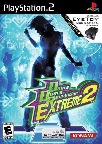 Dance Dance Revolution Extreme 2 - PlayStation 2 [PlayStation2]