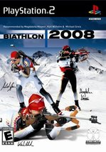Biathlon 2008 - PlayStation 2 [PlayStation2] - $3.86