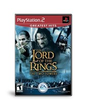 Lord of the Rings The Two Towers - PlayStation 2 [PlayStation2] - $5.30