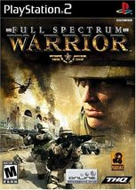 Full Spectrum Warrior - PlayStation 2 [PlayStat... - $4.40