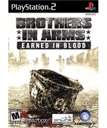 Brothers in Arms Earned in Blood - PlayStation 2 [PlayStation2] - $3.33