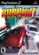 Burnout [PlayStation2] - $5.89