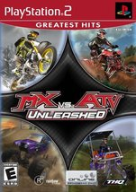 MX vs ATV Unleashed - PlayStation 2 [PlayStation2] - $4.95