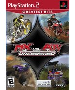 MX vs ATV Unleashed - PlayStation 2 [PlayStation2] - $5.54