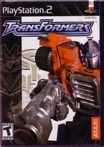 Transformers - PlayStation 2 [PlayStation2] - $5.93