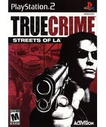 True Crime Streets of LA - PlayStation 2 [PlayStation2] - $4.59