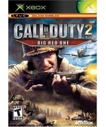 Call of Duty 2 Big Red One - Xbox [Xbox] - $4.60