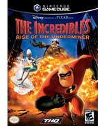 Incredibles 2 Rise of the Underminer - Gamecube [GameCube] - $6.04