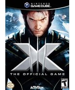 X-Men: The Official Game [GameCube] - $4.92