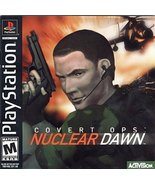Covert Ops: Nuclear Dawn [PlayStation] - $6.35