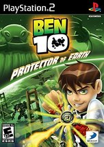 Ben 10 Protector of Earth [PlayStation2] - $5.91