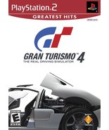 Gran Turismo 4 - PlayStation 2 [PlayStation2] - $6.59