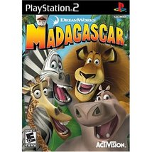 Madagascar - PlayStation 2 [PlayStation2] - $5.89