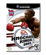 Knockout Kings 2003 [GameCube] - $4.92