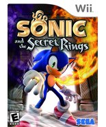 Sonic and the Secret Rings - Nintendo Wii [Nint... - $4.03
