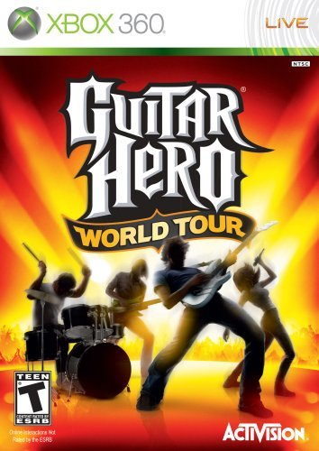 Guitar Hero World Tour - Xbox 360 (Game only) [Xbox 360]