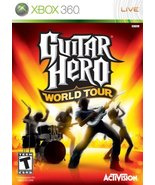 Guitar Hero World Tour - Xbox 360 (Game only) [... - $5.51