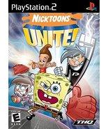 Nicktoons Unite! - PlayStation 2 [PlayStation2] - $5.92