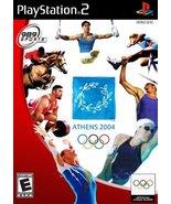 Athens 2004 - PlayStation 2 [PlayStation2] - $4.45