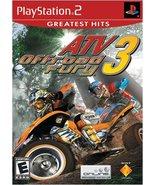 ATV Offroad Fury 3 - PlayStation 2 [PlayStation2] - $5.13