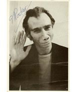 Graham PARKER Autographed POSTCARD Org PHOTO D288 - $9.99