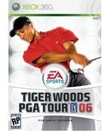 Tiger Woods PGA Tour 2006 - Xbox 360 [Xbox 360] - $3.96