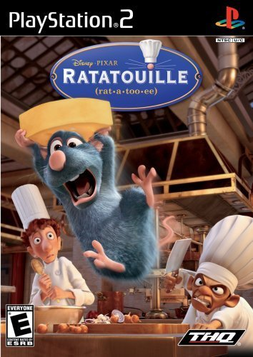 Ratatouille - PlayStation 2 [PlayStation2]