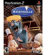 Ratatouille - PlayStation 2 [PlayStation2] - $4.28