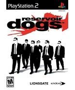 Reservoir Dogs - PlayStation 2 [PlayStation2] - $8.28