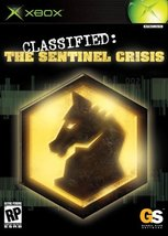 Classified The Sentinel Crisis - Xbox [Xbox] - $5.40