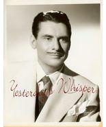 Wilbur EVANS Rosalinda Opera ORG Bruno HOLLYWOO... - $9.99