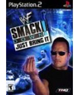 WWE: Smackdown! Just Bring It! [Windows 98] - $5.88