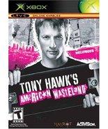 Tony Hawk's American Wasteland - Xbox [Xbox] - $5.28