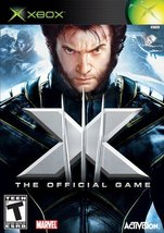 X-Men: The Official Game [Xbox] - $4.45