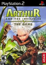 Arthur and the invisibles - PlayStation 2 [PlayStation2] - $4.64