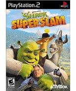 Shrek SuperSlam - PlayStation 2 [PlayStation2] - $4.30