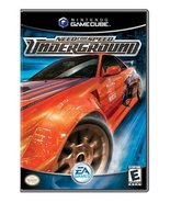 Need for Speed: Underground [GameCube] - $7.18