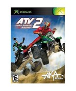 ATV: Quad Power Racing 2 [Xbox] - $4.69