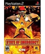 State of Emergency - PlayStation 2 [PlayStation2] - $5.16